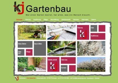 KJ Gartenbau